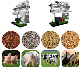 High Strength Animal Feed Making Machine America CPM Model For Cattle Cow Pig