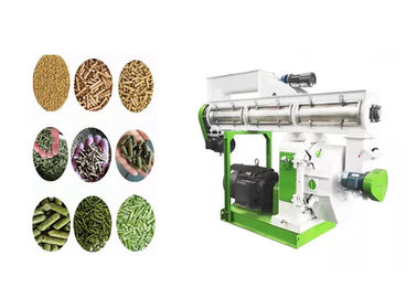 Cattle Feed Manufacturing Machine Feed Granule Making Machine For Poultry
